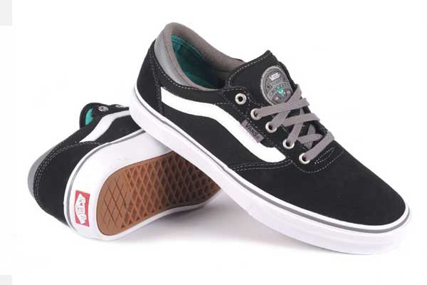 Vans Gilbert Crockett Pro - Back/Pewter