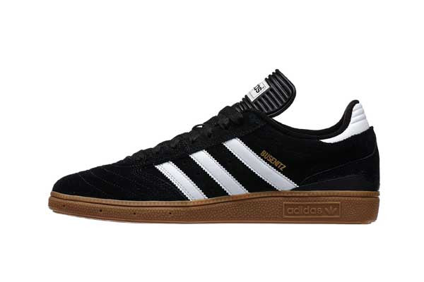 Adidas Busenitz Leather - Black/Gum