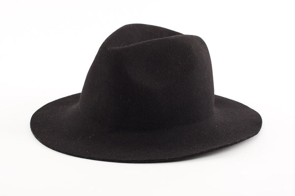 Rhythm Pocket Hat - Black