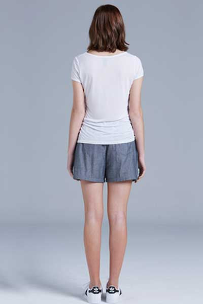 AS Colour Maddison Short - Black