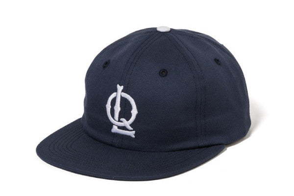 The Quiet Life Sport Polo Cap - Navy