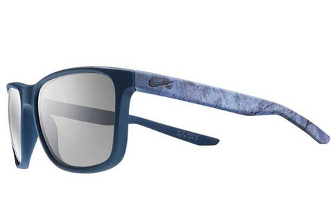 Nike SB Unrest Sunnies - Matte Squadron Blue Deep Pewter / Grey
