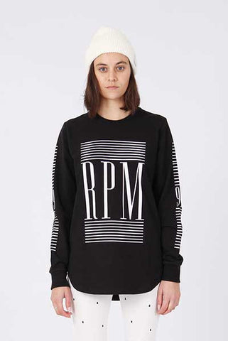 Rpm Vogue 2.0 Crew - Black