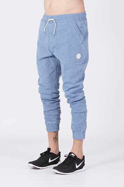 Rpm Jogger Pant - Ice Wash