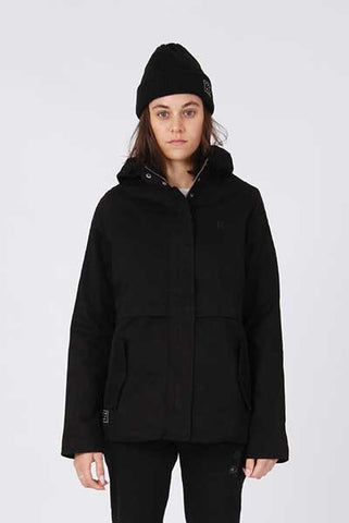 Rpm Glacier Jacket - Black