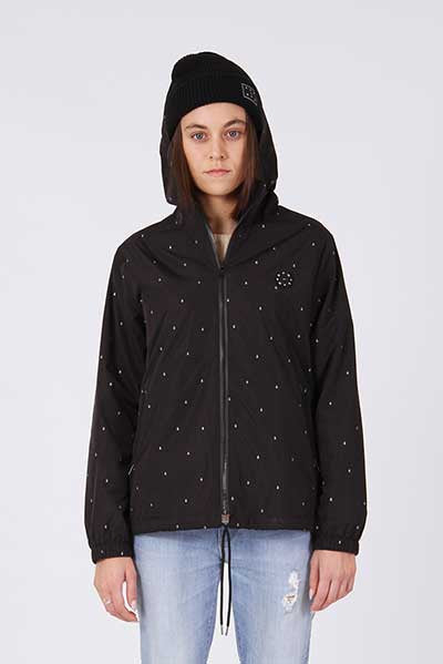 Rpm Showerproof Jacket - Black