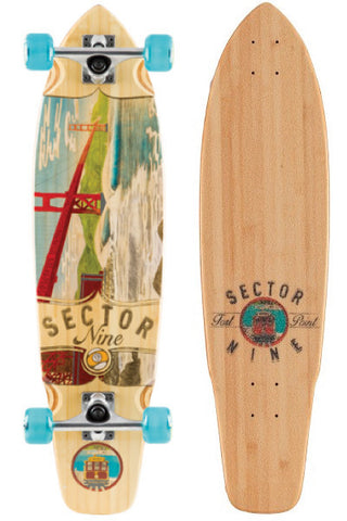 Sector 9 Ft. Point Longboard
