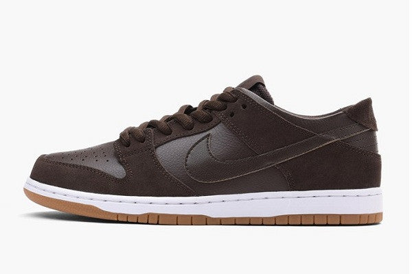 Nike SB Dunk Low Pro IW - Baroque Brown White