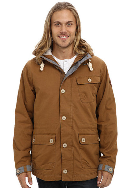 Oneill Adventure Series Offshore Jacket - Tan