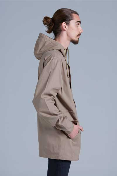 AS Colour Nomad Jacket - Olive