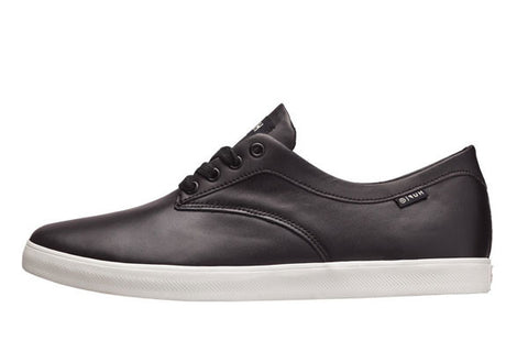HUF Sutter Premium Leather - Black