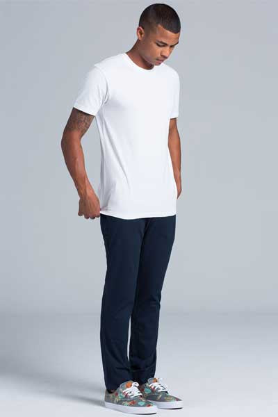 AS Colour Standard Chino - Navy