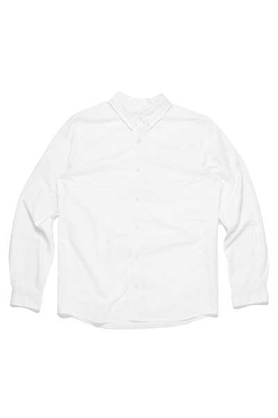 AS Colour Oxford Shirt - White