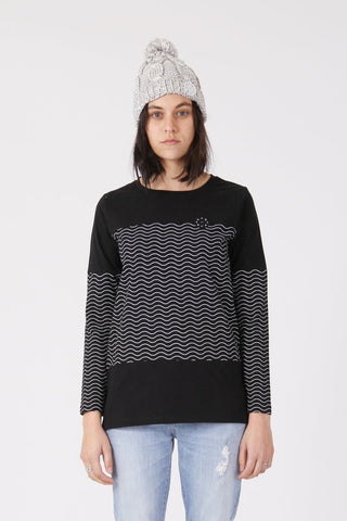 RPM Lucy Top - Black