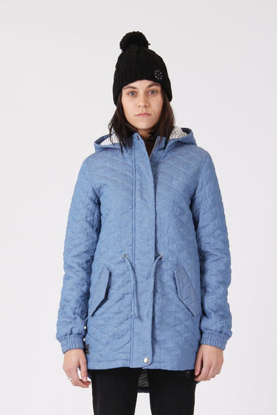 RPM Lizzy Anorak - Chambray