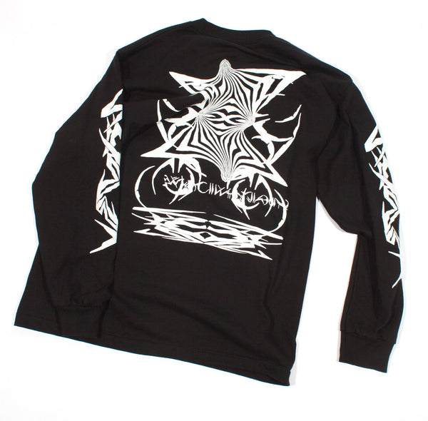 Shida Lost Conscious Long Sleeve T-Shirt