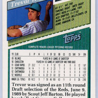 Trevor Hoffman Rookie Card #572 Florida Marlins 1993 Topps Baseball