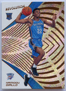 Hamidou Diallo Revolution Rookie Card 2018-19 Panini Revolution Basketball No. 122