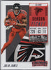 2018 Panini Contenders #94 Julio Jones football card