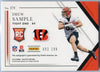 2019 Panini Majestic Football No. 179 Drew Sample Auto RC /199 Bengals