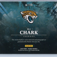 2018 Origins Football No. 115 DJ Chark RPA Jaguars