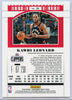 2019 Panini Contenders Draft Picks No. 26 Kawhi Leonard Draft Ticket