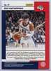 2019 Panini Contenders Draft Picks Game Day Ticket Rui Hachimura rookie card Gonzaga - Washington Wizards