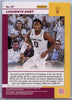 2019 Panini Contenders Draft Picks Game Day Ticket #27 Luguentz Dort rookie card Arizona State