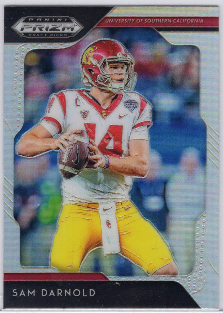 2019 Panini Draft Picks Sam Darnold #85 Card