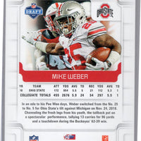 2019 Panini Score Football Mike Weber Rookie Card #407 Ohio State - Dallas