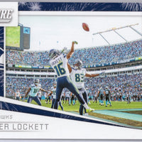 2019 Score Football C-3 Celebration Tyler Lockett Seattle