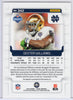 2019 Panini Score Football Dexter Williams auto rookie card No. 342 Notre Dame
