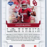 2019 Panini Score Football #384 Kyler Murray rookie card Oklahoma - Arizona Cardinals
