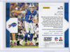 2019 Score Football Signal Callers SC-6 Josh Allen Buffalo Bills card