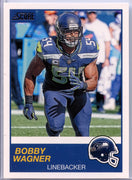 Bobby Wagner 2019 Score Football #319 Seattle Seahawks