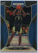 Bol Bol Blue Rookie Card 2019 Prizm Draft Picks #45 Oregon Ducks / Denver Nuggets