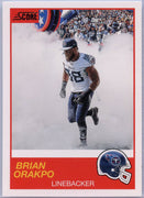 Brian Orakpo 2019 Score Football #81 card
