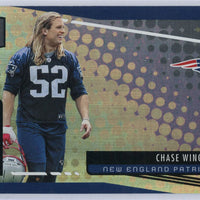 Chase Winovich Rookie Card #259 Unparalleled Football New England Patriots