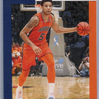 Chuma Okeke Game Day Ticket rookie card #30 Contenders Draft Picks 2019