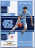2019 Panini Contenders Draft Picks School Colors No. 18 Cameron Johnson RC