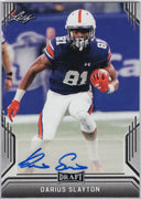 Darius Slayton Auto RC 2019 Leaf Trading Cards BA-DS3