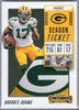 Davante Adams 2018 Panini Contenders #64 Packers card