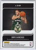 20018-19 Donruss Optic Basketball Signature Series SG-DDV Donte DiVincenzo auto RC Milwaukee Bucks