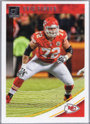 Eric Fisher 2018 Panini Donruss #146 football card