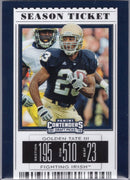 Golden Tate 2019 Panini Contenders Draft Picks #40 Notre Dame card