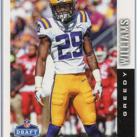 Greedy Williams RC 2019 Score Football Draft DFT-1 LSU - Cleveland Browns