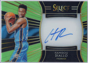 Hamidou Diallo Auto RC 2018-19 Panini Select Basketball RS-HDL