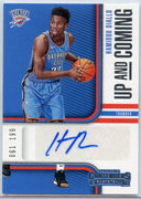 Hamidou Diallo autograph rookie card 2018-19 Contenders Basketball Up and Coming UC-HDL