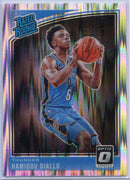 Hamidou Diallo Rated Rookie card #171 Donruss Optic Basketball