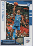 Hamidou Diallo Rookie Card No. 614 Chronicles Basketball